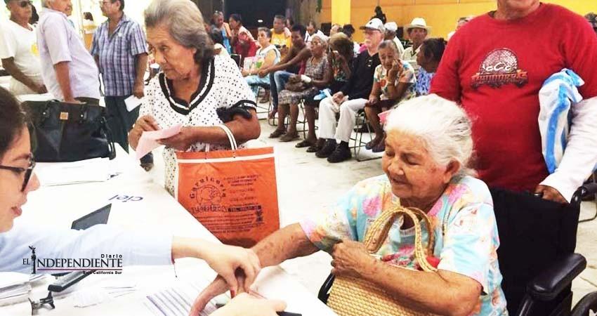 Este 4 de diciembre iniciará SEDESOL pago a adultos mayores