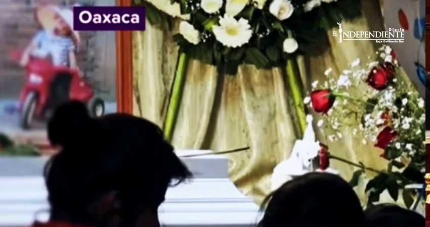 Muere niño de 3 años por negligencia médica en Oaxaca