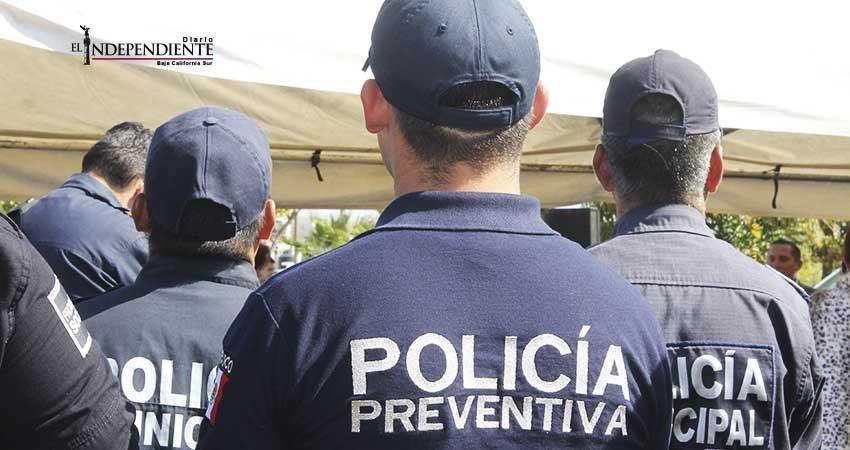 Hay desinterés en jóvenes; pocos desean ser policías: Álvaro de la Peña