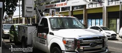 Perdió GIRRSA amparo por el alumbrado público: Ayuntamiento de La Paz