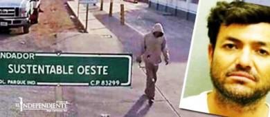 Reaprehenden a Larry Chávez en EU, escapó del CERESO en Sonora