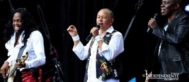 Esta noche se presenta en Los Cabos la legendaria banda Earth Wind and Fire