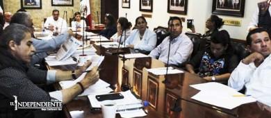 Acuerdan ediles que prioridad del presupuesto 2018 sea seguridad