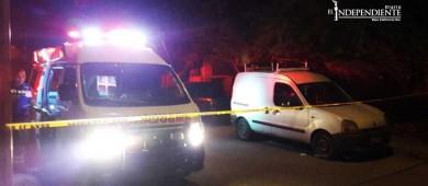 Asesinan a una persona en la colonia Lázaro Cárdenas de La Paz