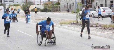 Excelente respuesta en la 1er Carrera Municipal por la Inclusión