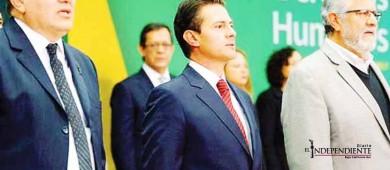 Peña pide a Senado abrir debate por Ley de Seguridad Interior