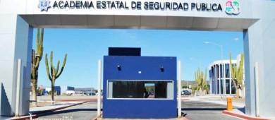 Invertirán 55 MDP en Academia Estatal de Seguridad Pública