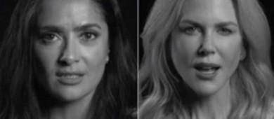 Famosos de Hollywood se pronuncian contra el acoso