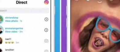 Instagram prueba aplicación independiente de mensajería