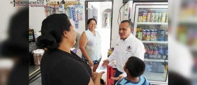 Cerrará Ernesto Ibarra el 2018 sin afiliación política