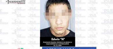 Ejecutan orden de aprehensión por delito de robo agravado