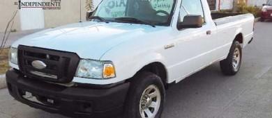 Fue encontrado vehículo con reporte de robo en la Capital del Estado
