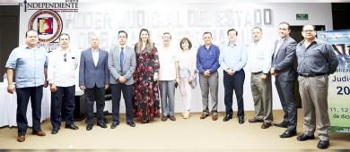 Inicia segundo ciclo de conferencias de actualización judicial 2017