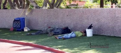 No existen albergues para indigentes en La Paz: Armando Martínez