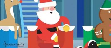 Google lanza 'Santa Tracker' y juegos virtuales navideños