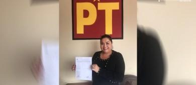 Se registra Elva Castillo para la alcaldía de Los Cabos por el PT