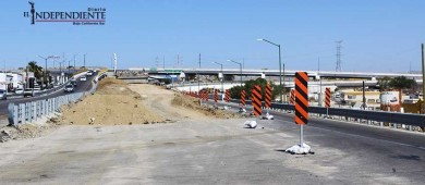 Concluirá SCT obras del puente Leona Vicario la próxima semana
