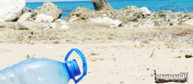 Falta mucha conciencia sobre la importancia de no tirar basura, todo va al mar