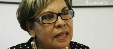 Morena BCSestá en pláticas para coalición local con PES y PT: Lupita Rojas