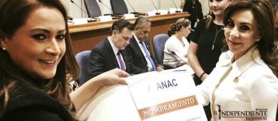Directora del IMM es nombrada coordinadora nacional del Comité de Instancias de la Mujer de la ANAC