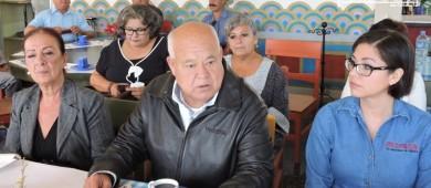 No pondré en duda a la Comisión Nacional de Encuestas: Víctor Castro Cosío