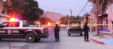 """3 muertos, 1 herido y varios hombres """"levantados"""" durante el fin de semana en La Paz"""