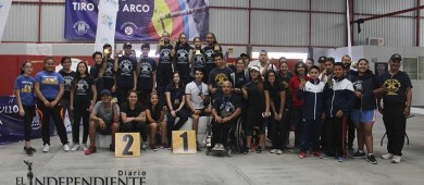 Se llevó a cabo el Torneo Estatal de Tiro Con Arco