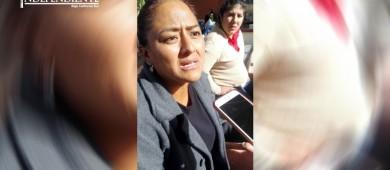 Padres de niños con discapacidad demanda a las autoridades certeza laboral a monitoras