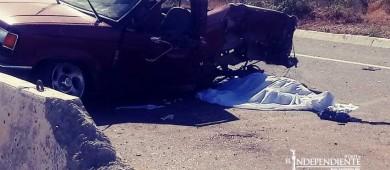 Registra Los Cabos tres fallecidos por accidente de tráfico durante operativo Navidad Segura