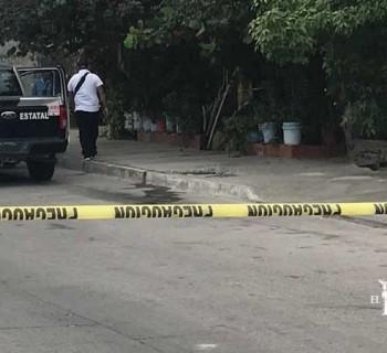 Asesinan a un individuo en la Colonia Guerrero de La Paz