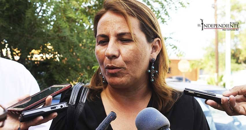 Adriana López irá por la independiente; va por alcaldía de Los Cabos