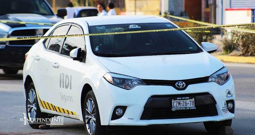 Asesinan a automovilista en SJC; es el primer homicidio del mes