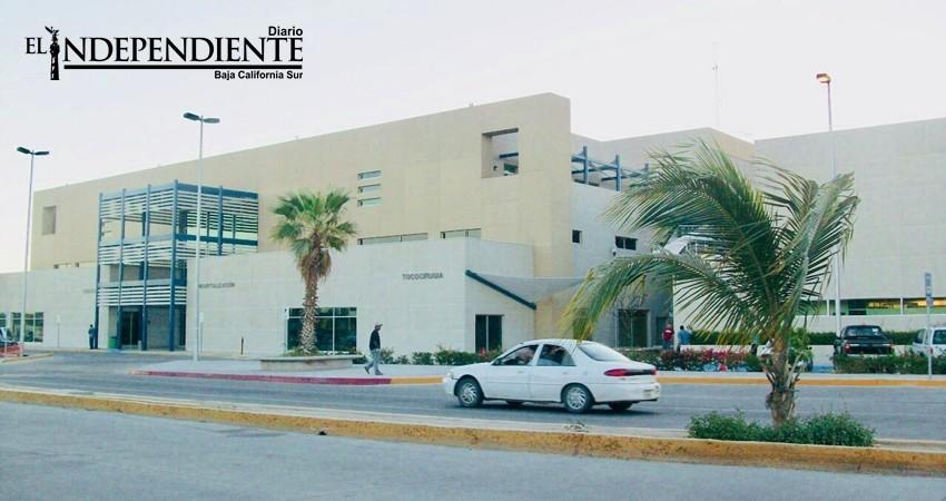 Limita SAPA La Paz servicio de agua potable al Hospital Salvatierra