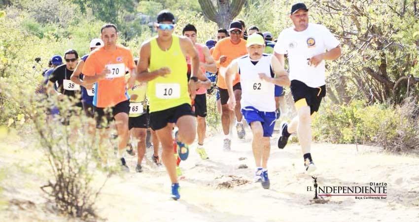 Blas Moreno se lleva por tercer año el Biatlón de Gavilanes
