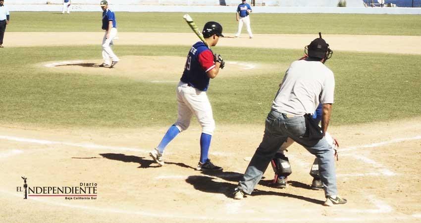 ITESME y Cangres lideran la Liga Industrial de Beisbol de Santa Rosalía