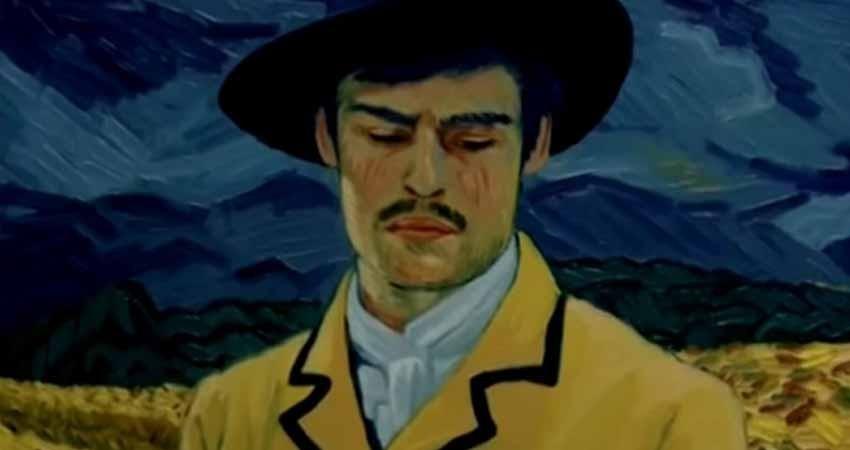 Los trazos mexicanos en la película 'Loving Vincent'