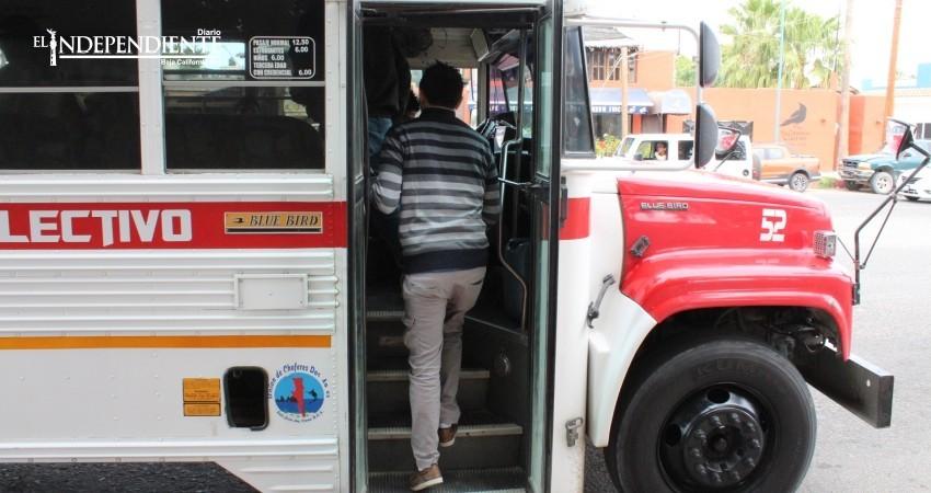 En tarifas al transporte vamos en función de lo que arroje el estudio, advierte alcalde