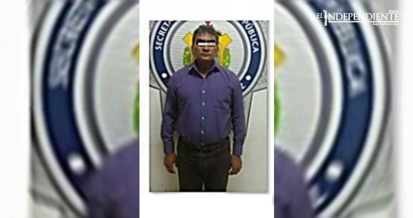 Ex policía de Los Cabos detenido en Veracruz desde hace meses había sido separado de sus funciones: Secretario Gral