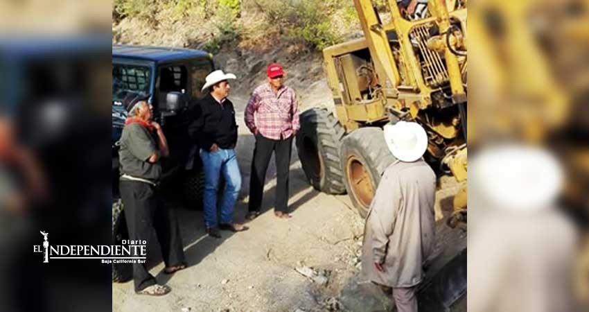 Acusan a subdirector de Reserva de Sierra La Laguna de negarapertura de caminos