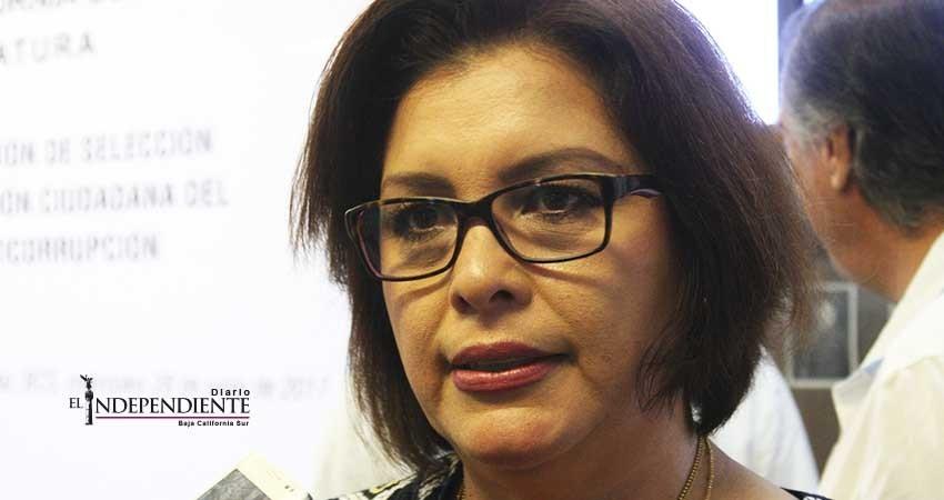 Reelección de funcionarios será legal, asegura diputada Maritza Muñoz