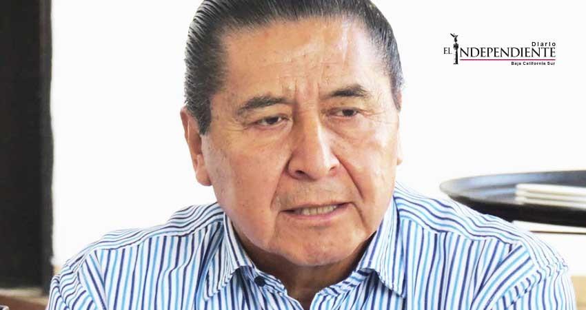"No afecta a Isaías González que disidentes ""hagan berrinche"": CROC BCS"