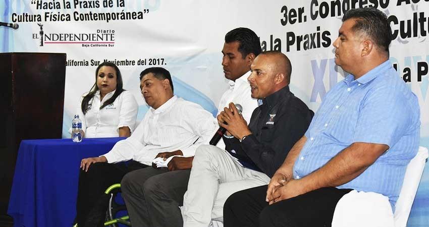 300 estudiantes participaron en el Congreso Académico-Deportivo