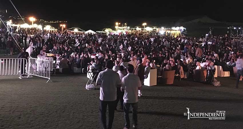 Más de 2 mil personas disfrutaron de Sabor a Cabo 2017