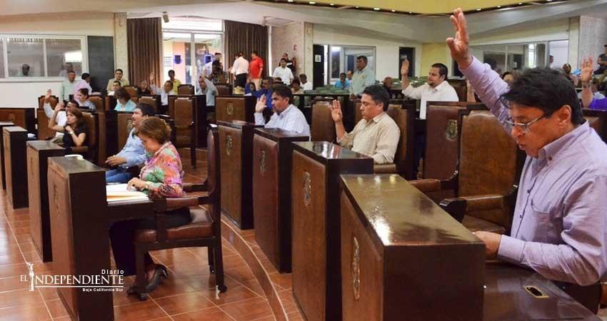 Diputados de BCS se repartirán 2 MDP de aguinaldos