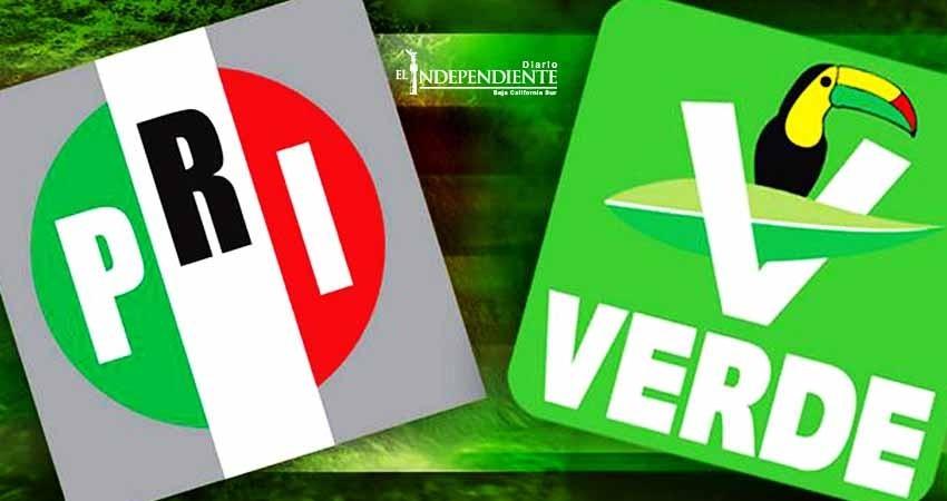 Preparan alianza PRI-PVEM para elecciones del 2018