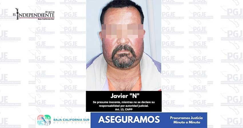 Fue detenido por el delito de falsedad de declaración e informes
