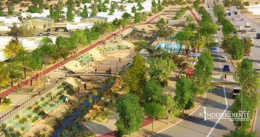 Listo el Fois para la construcción del parque más grande del municipio