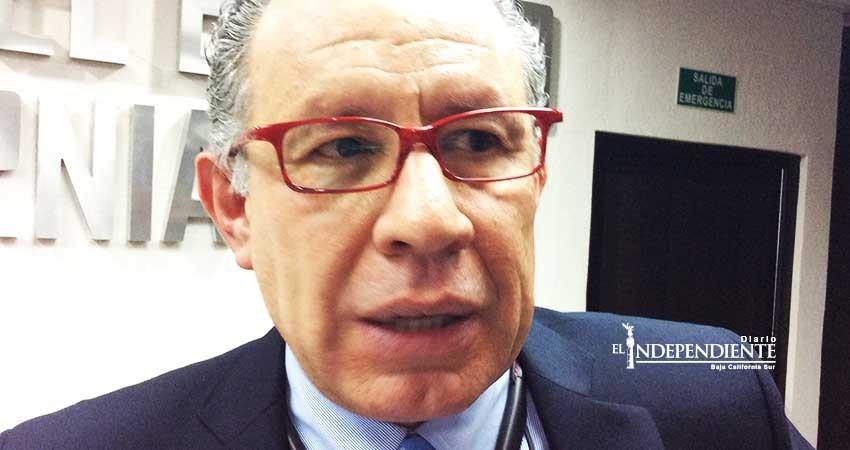 Ante  la incapacidad, Gobernador de BCS opta por Ley de Seguridad Interior