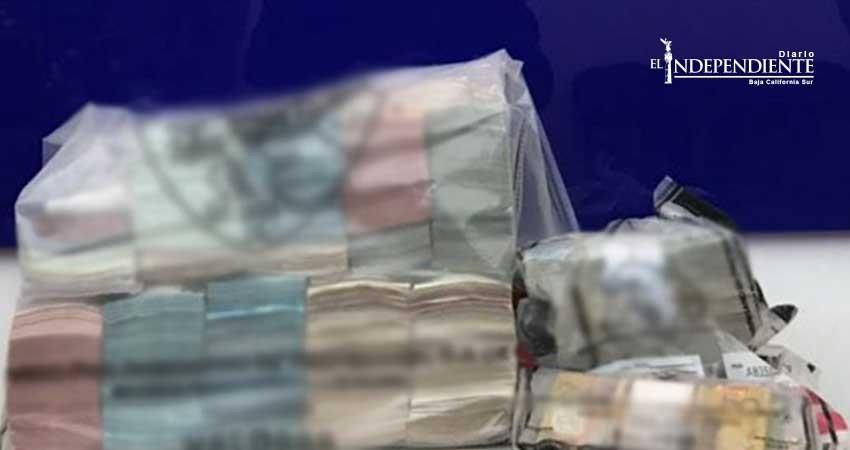 Cae con más de 8 millones de pesos en Aeropuerto de Tijuana