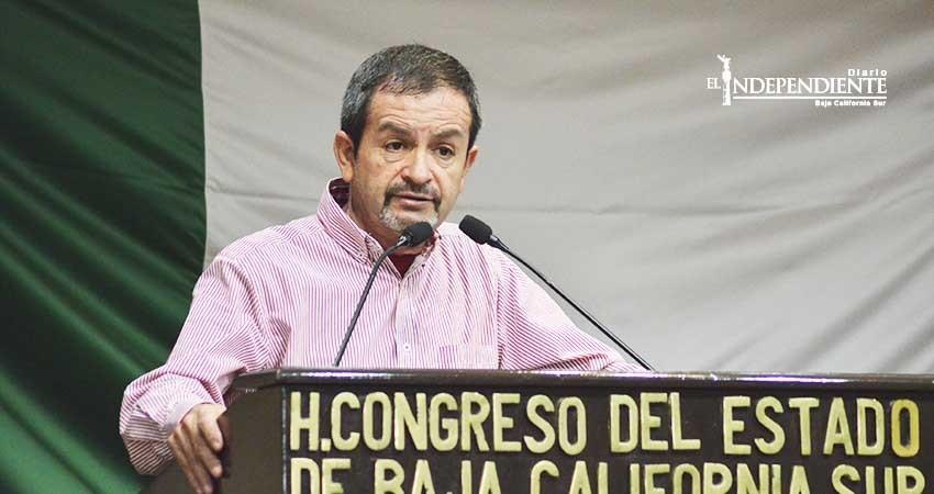 Exhorta Diputado Torres Mejía al Senado a no aprobar Ley de Seguridad Interior